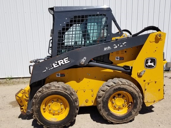 2017 John Deere 312GR Skid Steer For Sale