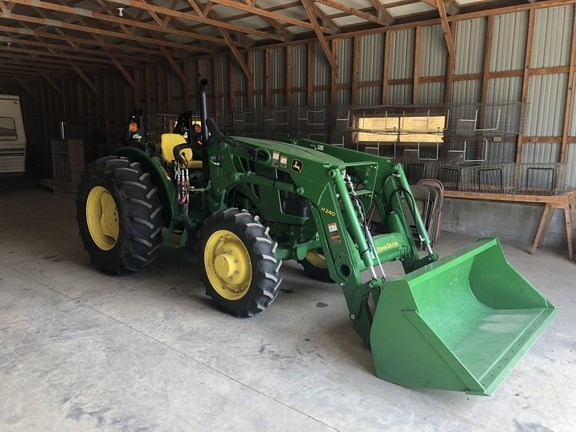 2016 John Deere 5065E Tractor For Sale
