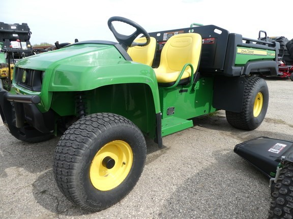2014 John Deere ELECTRIC TE145 Utility Vehicle For Sale