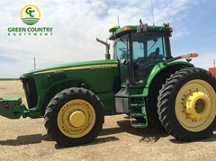 Tractor For Sale 2003 John Deere 8320 , 215 HP