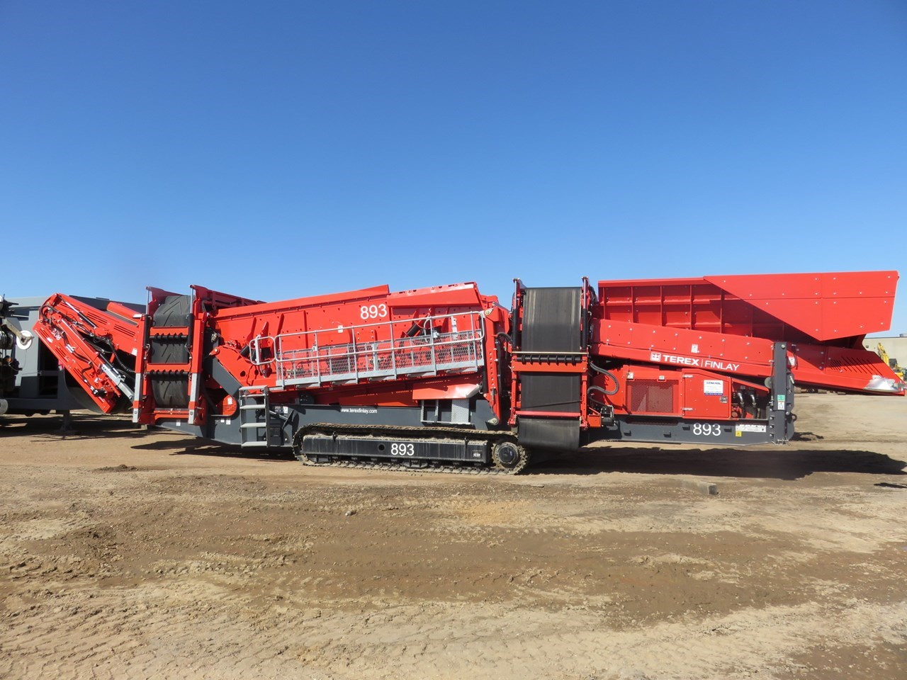 2018 Finlay 893+ Screening Plant - Hydraulic For Sale