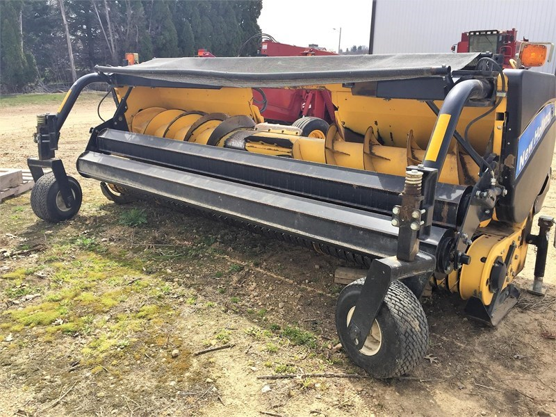 2012 New Holland 283 Forage Head-Windrow Pickup For Sale