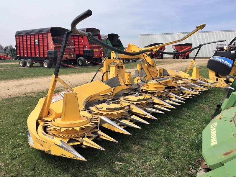 2014 New Holland 600SFI Forage Head-Rotary For Sale
