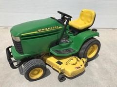 Riding Mower For Sale 2001 John Deere GT235 , 18 HP