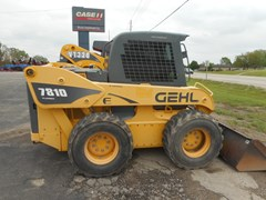 Skid Steer For Sale 2011 Gehl 7810E , 99 HP