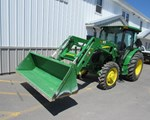 Tractor For Sale:  John Deere 5075E, 75 HP