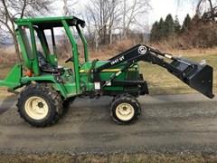 Tractor For Sale 1998 John Deere 855 , 24 HP
