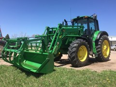 Tractor For Sale 2016 John Deere 6195M , 195 HP