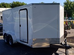 Cargo Trailer For Sale 2019 Impact Trailers 714TA2