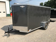 Cargo Trailer For Sale 2019 Impact Trailers 612SA