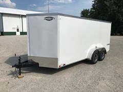 Cargo Trailer For Sale 2019 Impact Trailers 716TA2