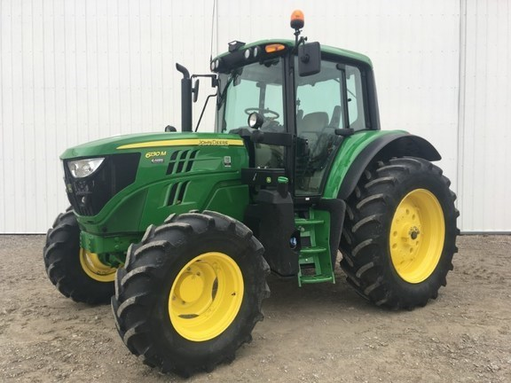 2018 John Deere 6130M CAB-24AQ+,4WD Tractor For Sale