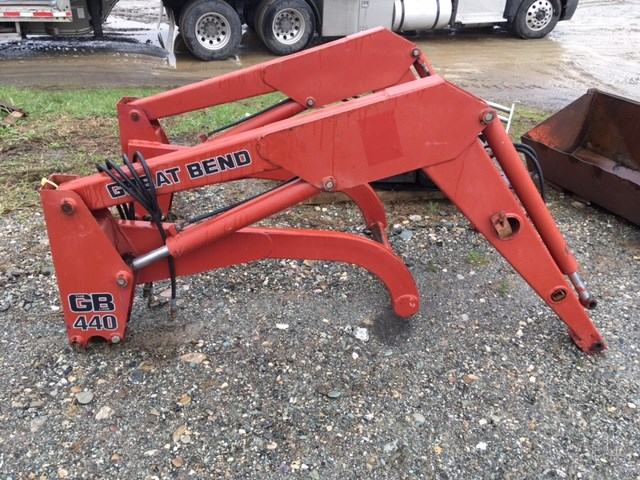 Great Bend 440 Attachment For Sale