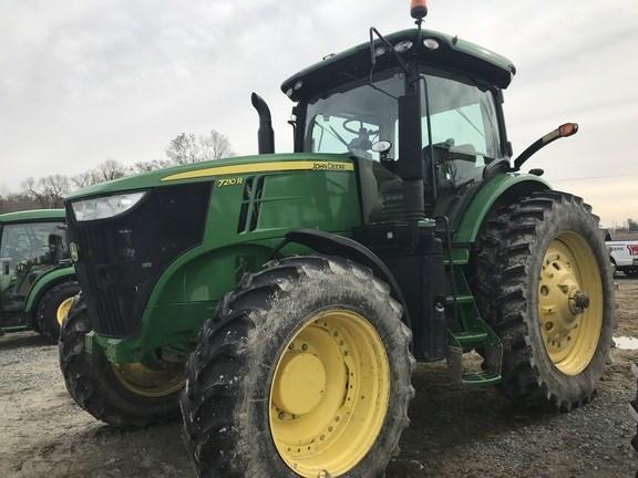 2014 John Deere 7210R Tractor For Sale