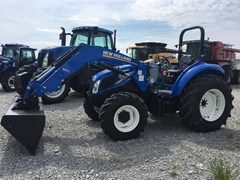 Tractor For Sale New Holland T4.75 , 75 HP