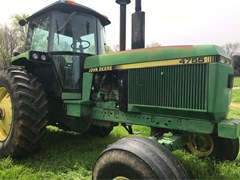 Tractor For Sale 1989 John Deere 4755 , 175 HP