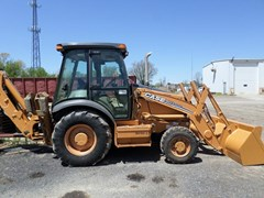 Loader Backhoe For Sale 2007 Case 580SM II , 95 HP