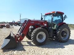 Tractor For Sale 2013 Case IH Maxxum 125 Pro , 105 HP