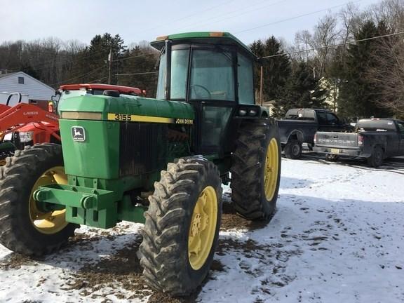 1988 John Deere 3155 Tractor For Sale