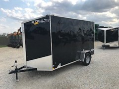 Cargo Trailer For Sale 2019 Stealth 612SA