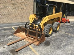 Skid Steer For Sale:  2007 John Deere 325 , 76 HP