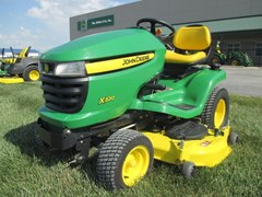 Riding Mower For Sale 2013 John Deere X320 , 22 HP