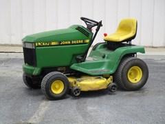 Riding Mower For Sale 1992 John Deere LX172 , 14 HP