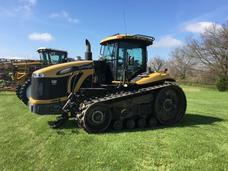 2011 Challenger MT 845C Tractor For Sale