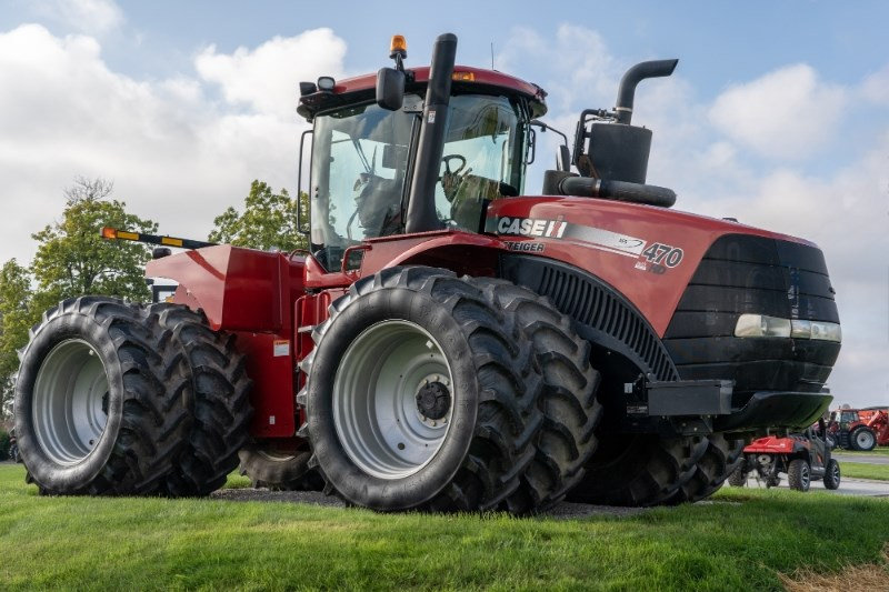 2015 Case IH Steiger 470 Tractor For Sale