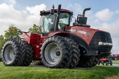 Tractor For Sale 2015 Case IH Steiger 470 , 470 HP