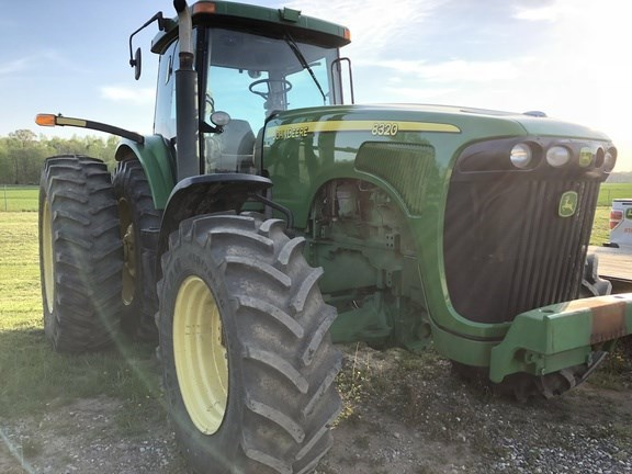 2004 John Deere 8320 Tractor For Sale