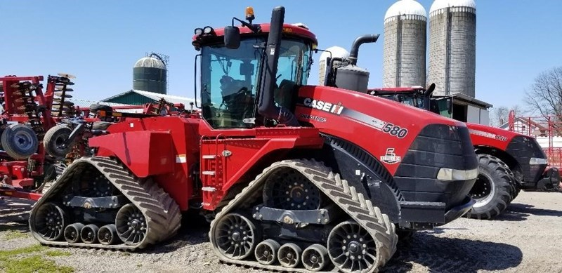 2015 Case IH STEIGER 580 Tractor For Sale