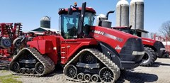 Tractor For Sale 2015 Case IH STEIGER 580 HD , 580 HP