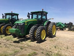 Tractor For Sale 2014 John Deere 8345R , 345 HP