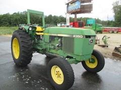 Tractor For Sale:  1986 John Deere 2350 , 61 HP