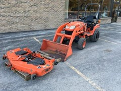 Tractor For Sale:  2007 Kubota B3030HSD
