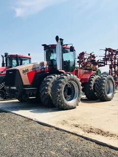 Tractor For Sale 2008 Case IH Steiger 385 HD