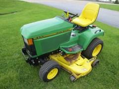Riding Mower For Sale 1993 John Deere 455 , 22 HP