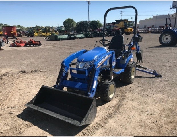 2018 New Holland WM 25S Misc. Ag For Sale