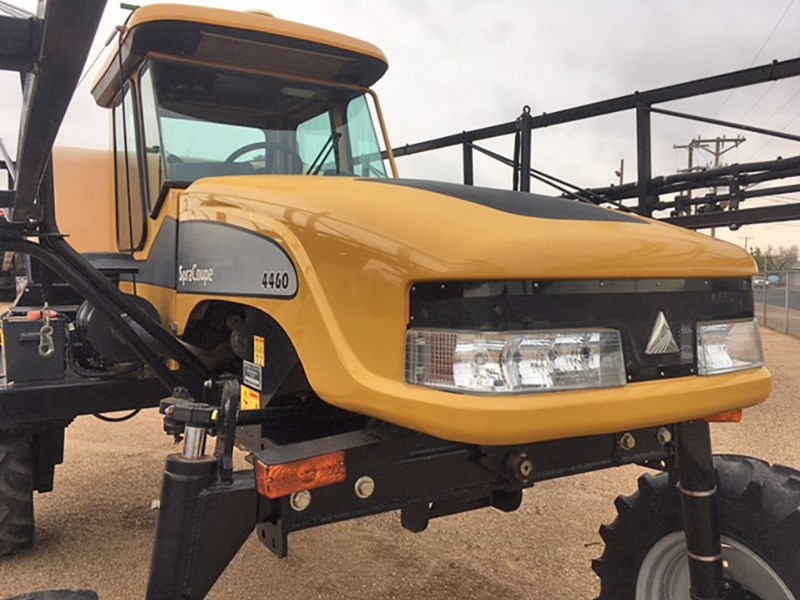 2012 Spra-Coupe 4460 Sprayer-Self Propelled For Sale