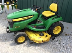 Riding Mower For Sale John Deere X540 , 26 HP