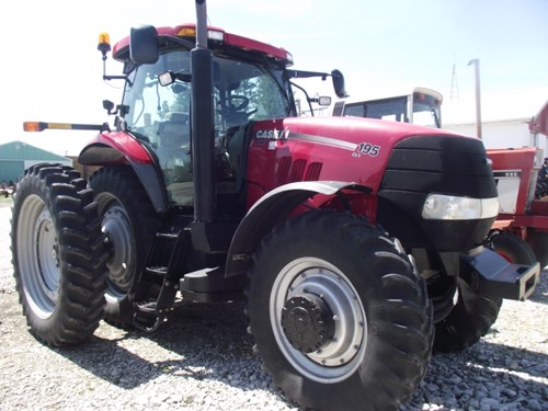 Tractor For Sale:  2009 Case IH PUMA 195 CVT , 195 HP