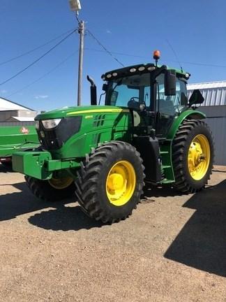 2015 John Deere 6155R Tractor For Sale