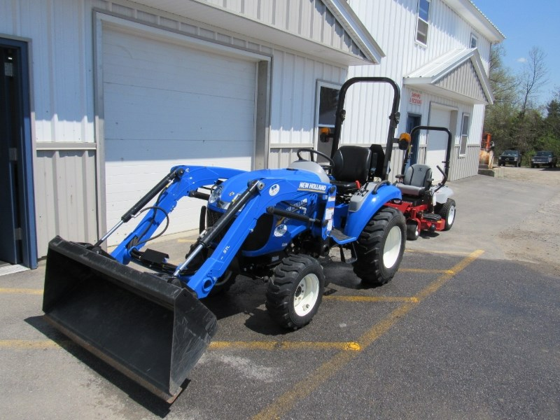 2015 New Holland Boomer24 Tractor For Sale