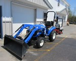 Tractor For Sale: 2015 New Holland Boomer24, 24 HP