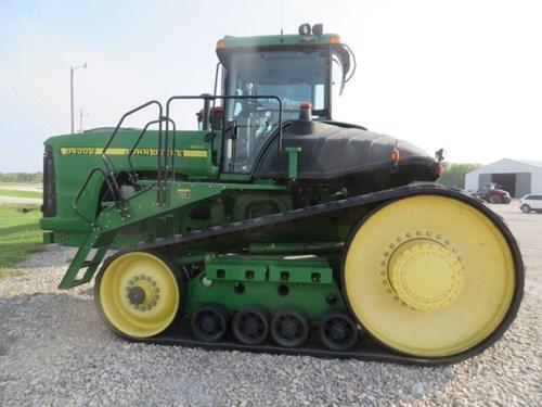 Tractor For Sale:  2000 John Deere 9400T , 425 HP