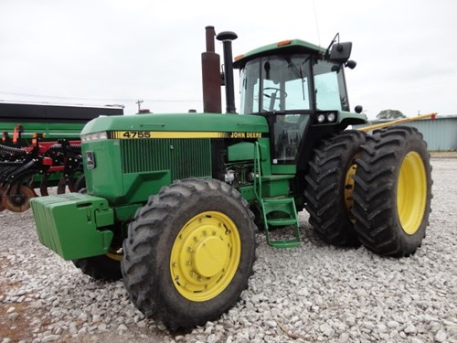 Tractor For Sale:  1990 John Deere 4755 , 194 HP