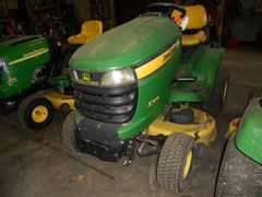 Riding Mower For Sale 2009 John Deere X304 , 17 HP
