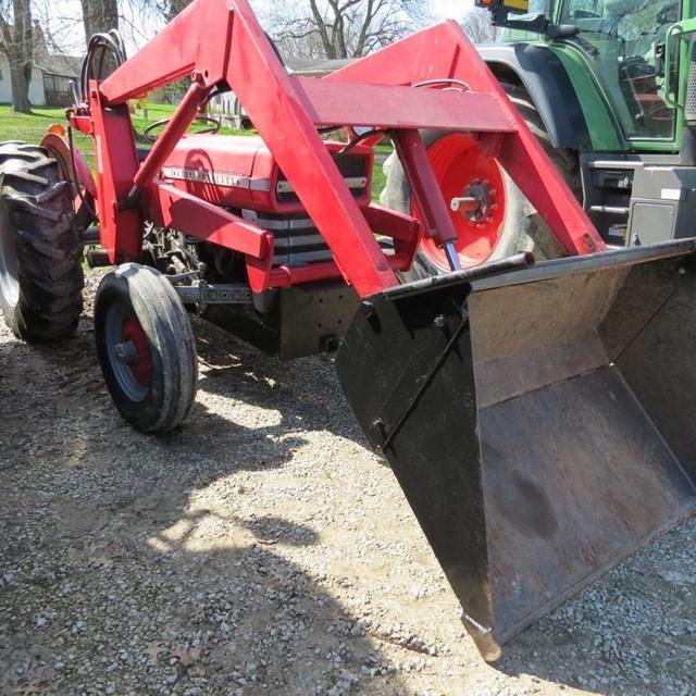 Massey Ferguson 135 Tractor For Sale