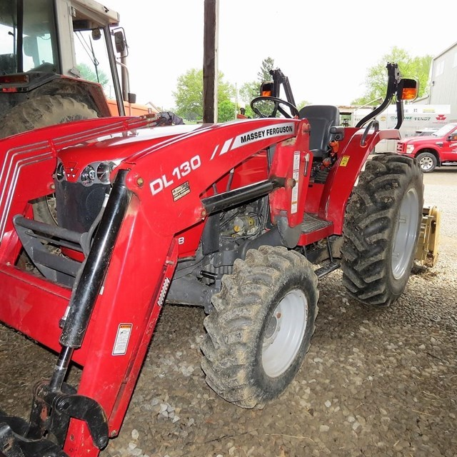 2012 Massey Ferguson 1648 Tractor For Sale